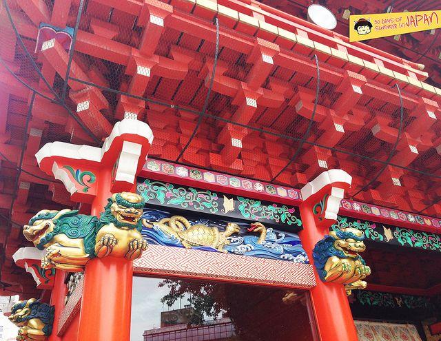 Kanda Shrine Tokyo 2 by www.chubbychinesegirleats.com, via Flickr