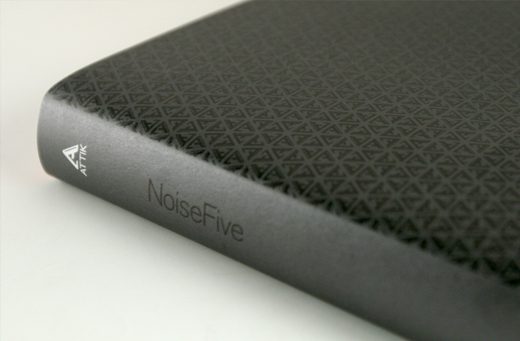 NoiseFive : Self-published and almost unprintable.