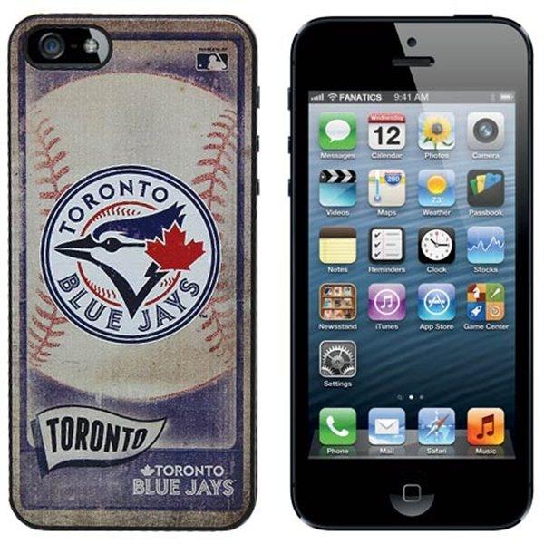 Toronto Blue Jays iPhone 5 Case