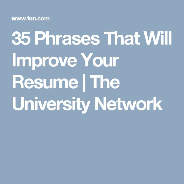 your resume 1030 best work it images on pinterest resume tips resume ideas how to improve