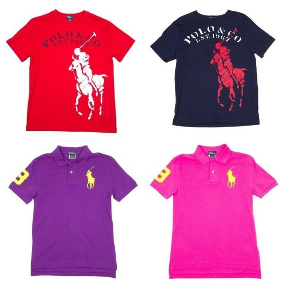 New Ralph Lauren polos and T's in for Summer... Now we just need some sun! Available in store and online @ Woody's.