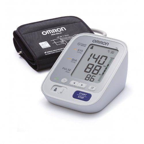 Omron Healthcare M3 Upper Arm Blood Pressure Monitor: Amazon.co.uk: Health & Personal Care