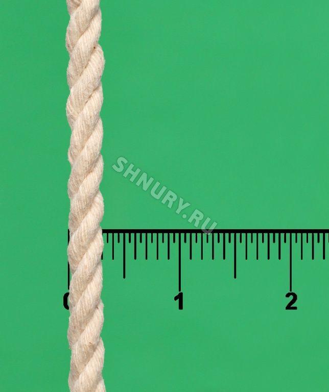Купить кручёные веревки по низкой цене оптом в Москве