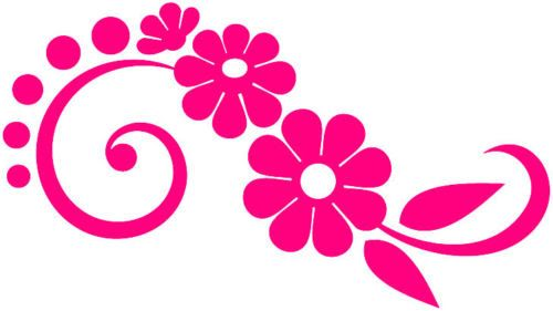 Car stickers design for girls