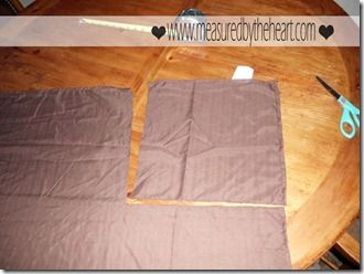 Sheets - flat into fitted :: sewing tutorial for rescuing that stack of unused top sheets!