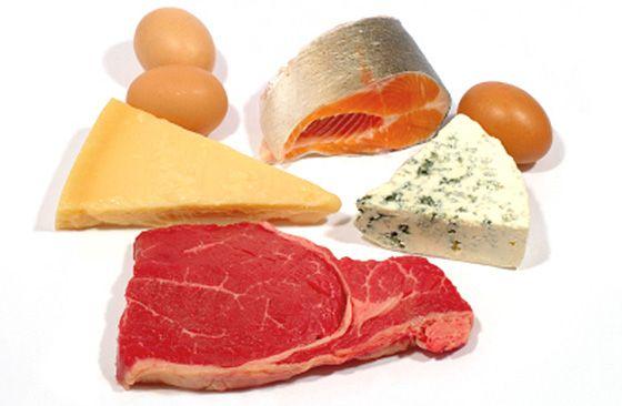 Βόειο κρέας και ψάρια