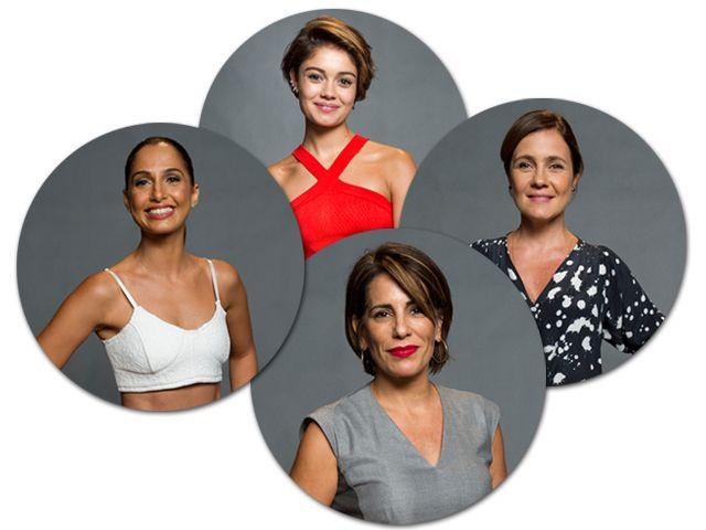 REDE ALPHA TV | O Mundo das Novelas | Arquivoshow10.blogspot.com: BABILÔNIA | Beatriz, Inês e Regina se Encontram no...