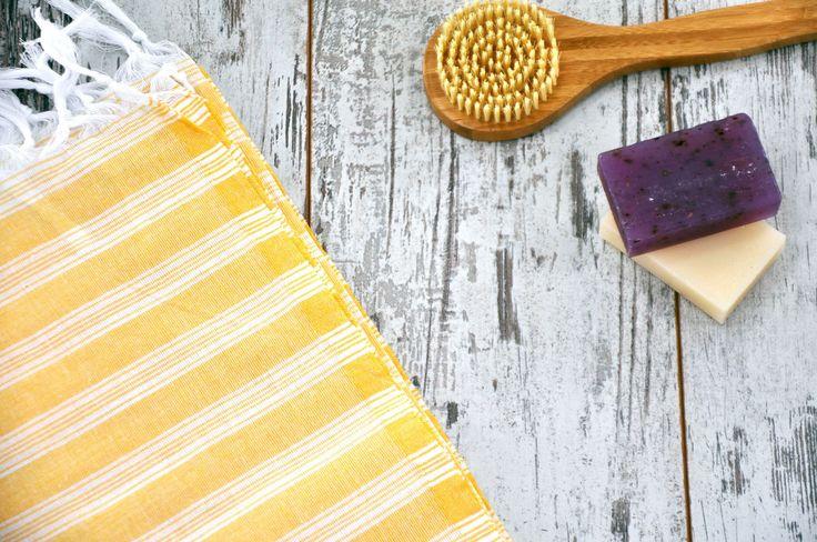 Palace Towel - Yellow - Peshtemalix - 1