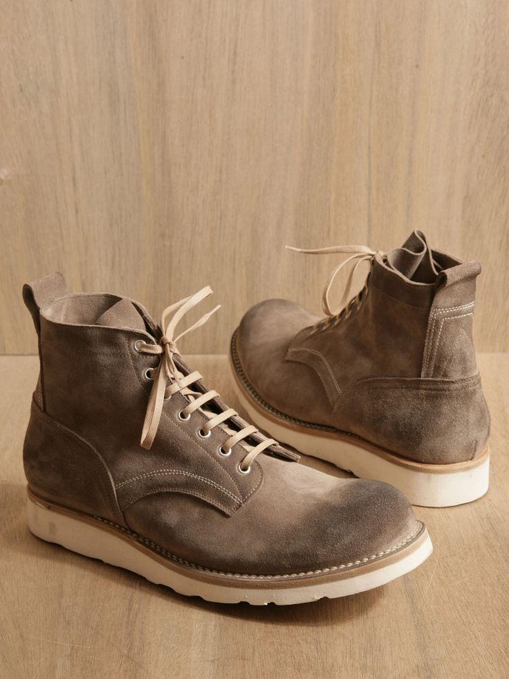 Nonnative Men's Hiker Lace-Up Boots