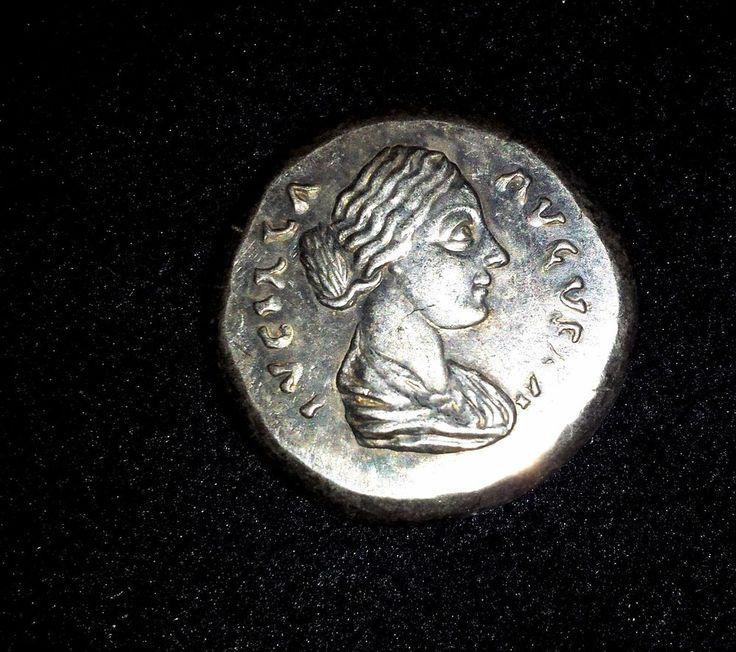 ROMA COIN SESTERCIO DE LUCILLA AUGUSTA,164-182 BC,  FAKE | eBay