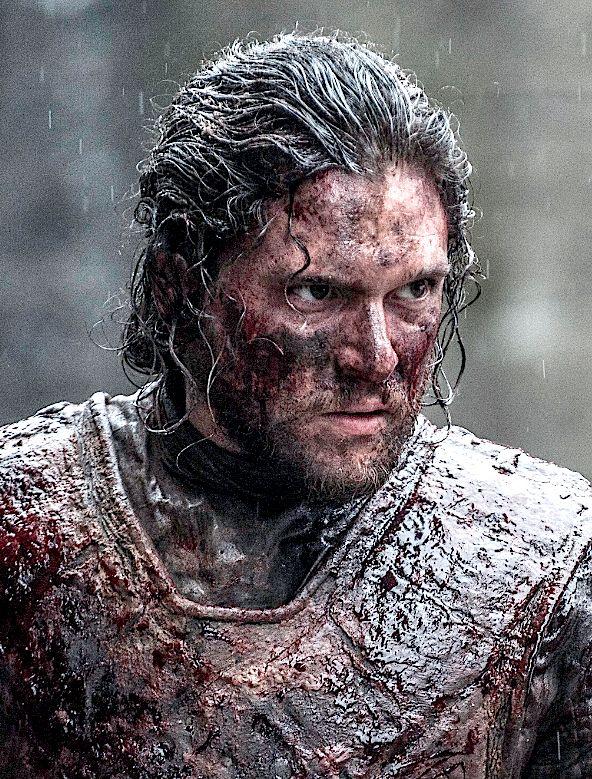 Kit Harington / Jon Snow - Game of Thrones - Saison 6 Ep9