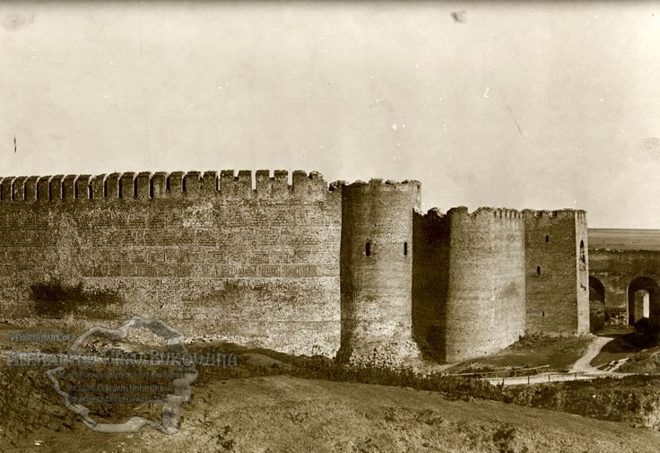 Hotin. Cetatea lui Ştefan cel Mare.