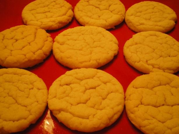 Soft & Chewy Vanilla Butter Cookies. Photo by Doods: Chewy Vanilla ...