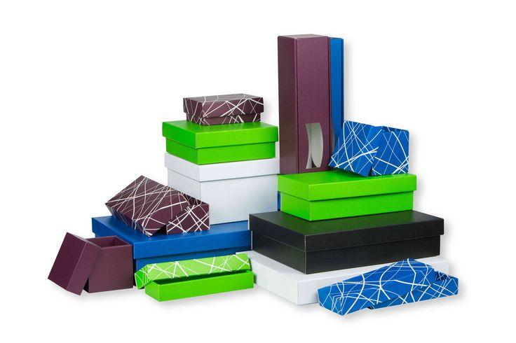 dárkové krabice na cokoli