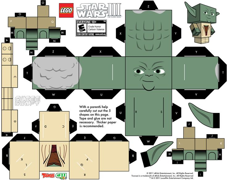 Blog_Paper_Toy_papertoys_lego_starwars_clonewars_yoda
