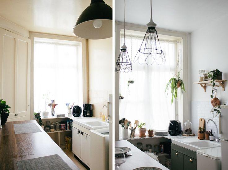 1000 id es sur le th me murs de la cuisine jaune sur pinterest cuisines jaunes cuisines de. Black Bedroom Furniture Sets. Home Design Ideas