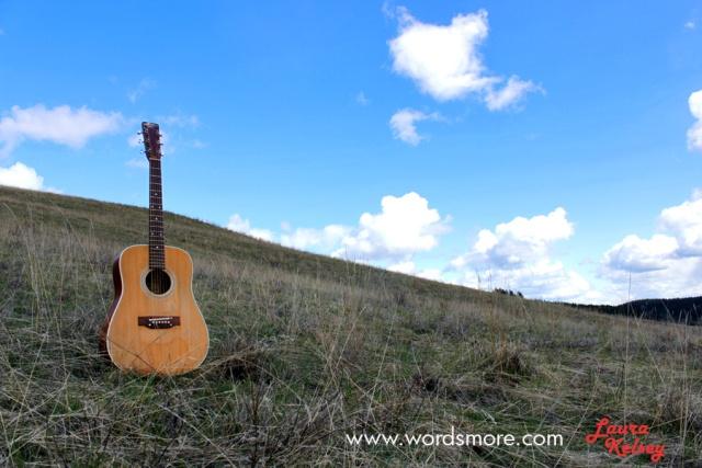strings and sky  By Laura Kelsey - wordsmore.com