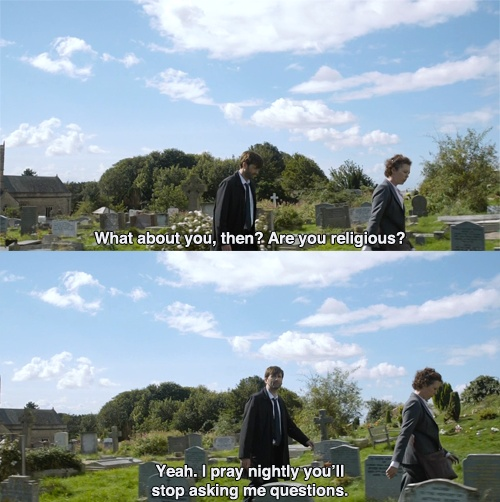 Broadchurch, David Tennant, Olivia Colman lol love this show...when is season 2?????