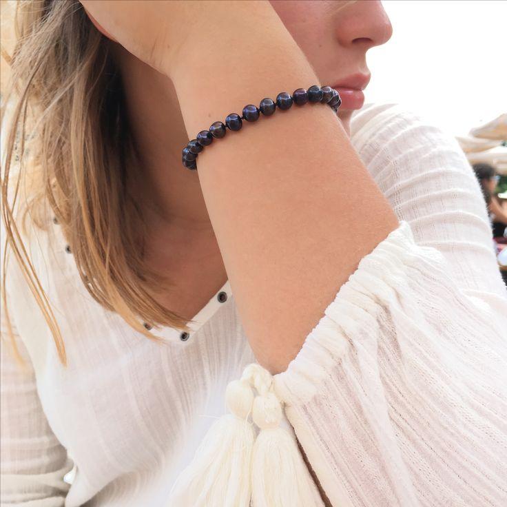 #sweetpearls #pearls #jewellery #bracelet