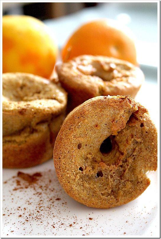 Pumpkin Pie Mini Popovers | Baking Up a Storm | Pinterest