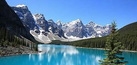 Enjoy the Canadian nature