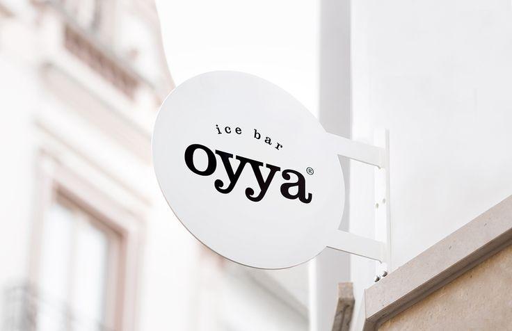 oyya - Signage | by Skinn Branding Agency