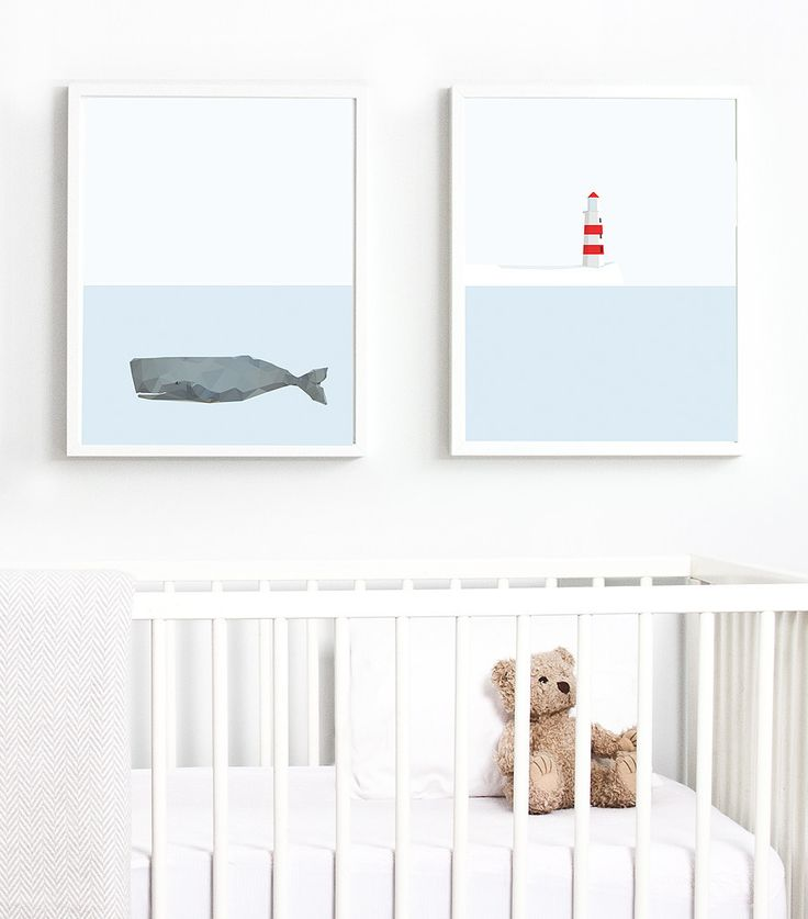 Lighthouse Print for Kids – Egan and Well