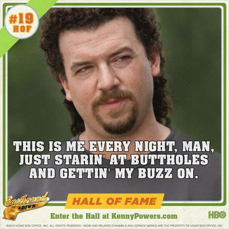Love Kenny Powers