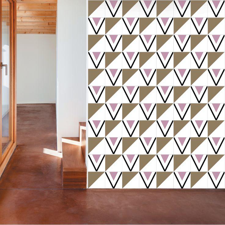 Lurca Azulejos - Coleção Kit Saara // Lurca Tiles - Collection Kit Saara // Shop Online www.lurca.com.br/ #azulejos #azulejosdecorados #revestimentos #arquitetura #interiores #decor #design #sala #reforma #decoracao #geometria #casa #ceramica #architecture #decoration #decorate #style #home #homedecor #tiles #ceramictiles #homemade Feito no Brasil #saopaulo #sp #brasil #brazil #design #brasil #braziliandesign #designbrasileiro #sala #livingroom #diningroom