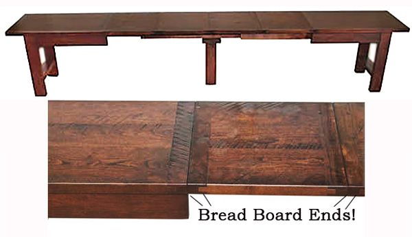 vlbplank                     jquery lightbox popup by VisualLightBox.com v6.0m//-->       Click to ZOOM to Larger Pictures!   Amish Plank Top Breadboard Ends Extend-a-Bench Opens to Four Different Lengths Oak and Other Hardwoods. Shown in Oak. This useful and attractive bench would be a fine addition to your home. It is very well made in the Amish tradition of handmade and wonderful craftsmanship. It measures 17 3/4 inches high x 12 1/2 inches deep and opens...