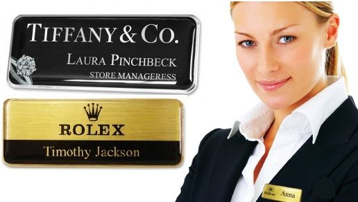 Does your business need Executive Badges for #events, #conferences?