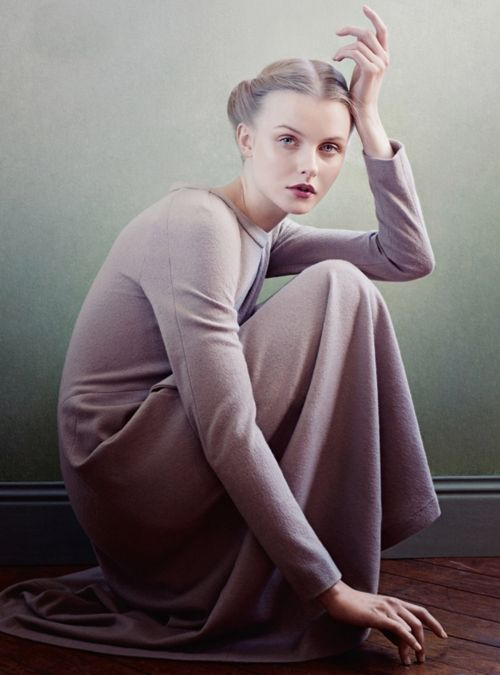 Kamila Filipcikova in Rodeo Magazine F/W 2011 by Julia Hetta
