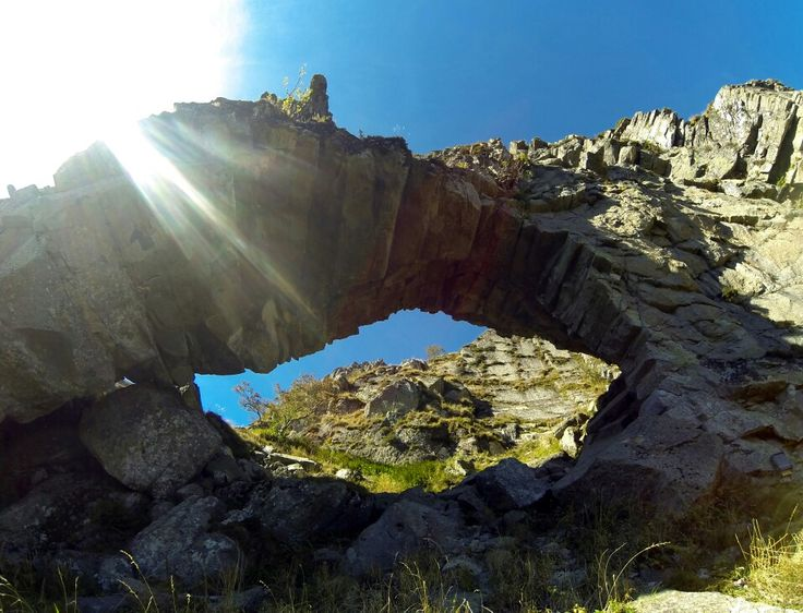 Arche de la vallée de chaudefour