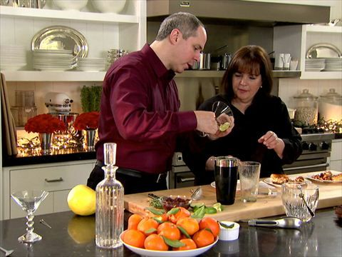 the barefoot contessa cocktail video food network foodnetworkcom - Food Network Com Barefoot Contessa Recipes