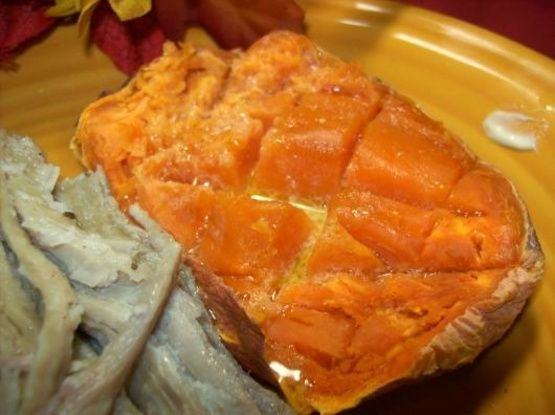 Make and share this A Very Simple Sweet Potato (Or Yam) recipe from Genius Kitchen.