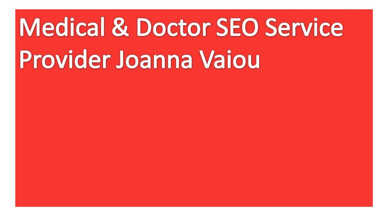 seo for physician services
