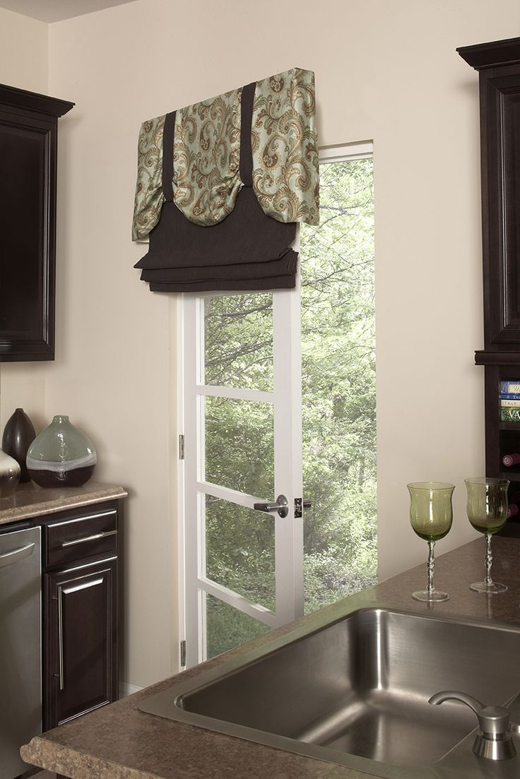 Decorating door solutions pictures : 15 best Swing Door Solutions images on Pinterest | Sheet curtains ...