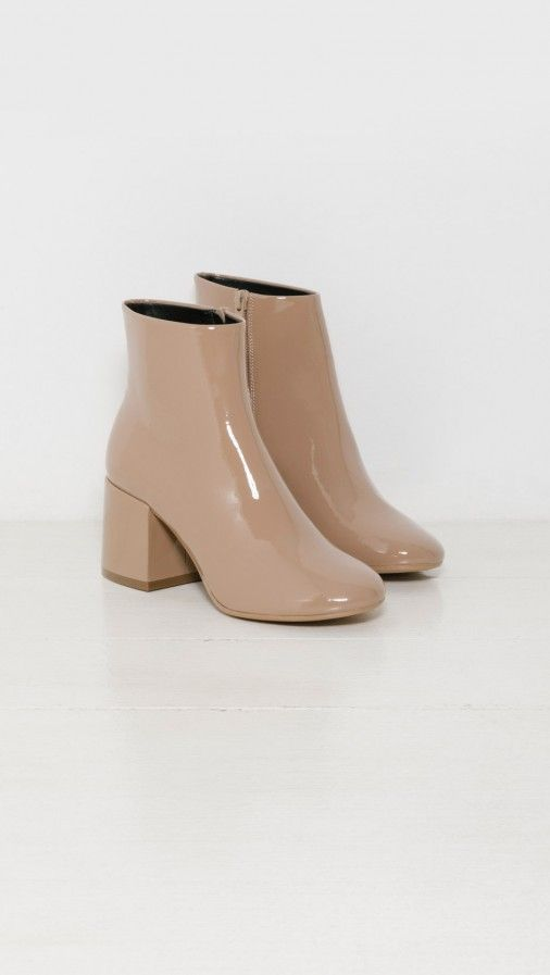 MM6 Maison Martin Margiela Stack Bootie | The Dreslyn