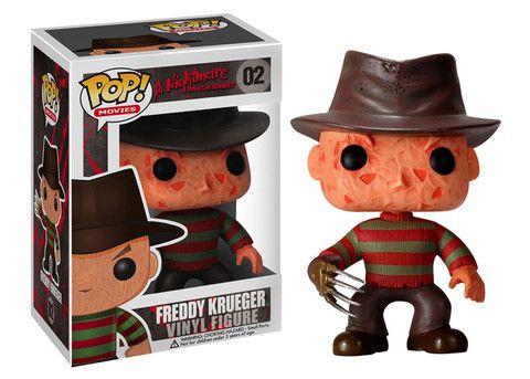 Pop! Movies: A Nightmare on Elm Street - Freddy Krueger
