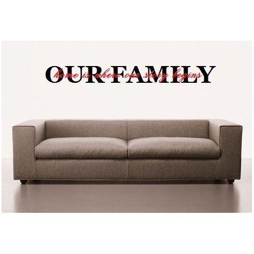 Our Family Quote (overlay):Amazon:Home U0026 Kitchen Photo