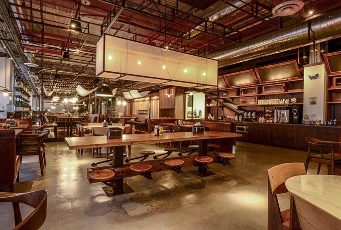 Dropbox cafeteria avroko a design and concept firm