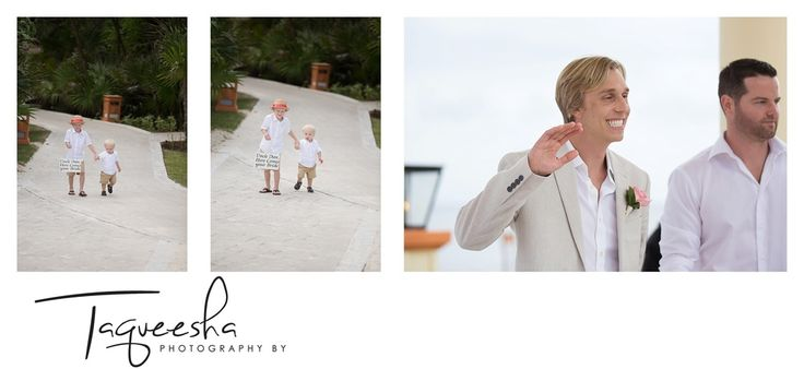 Destination wedding in Mexico. The Grand Bahia  Photography by Taqueesha