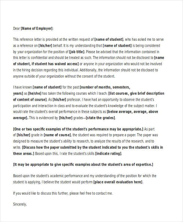 Best 25 academic reference letter ideas on pinterest cv in academic reference letter templates 5 free word pdf format download free spiritdancerdesigns Images