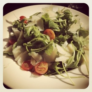 Mama shelter Paris la petite salad