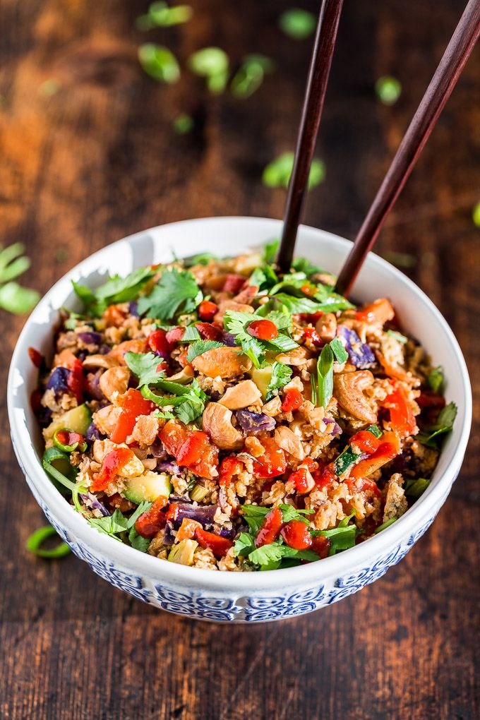 487 best get inspired everyday food recipes images on pinterest sriracha cauliflower fried rice forumfinder Images