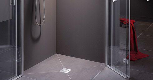 Badkamer met schuine wanden google zoeken badkamer ontwerp pinterest google and searching - Faience voor italiaanse douche ...