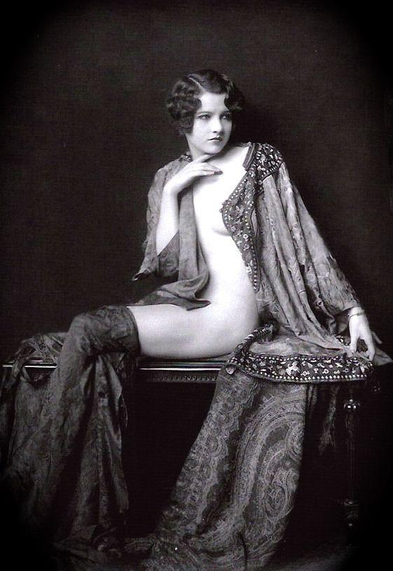 In stripper thong