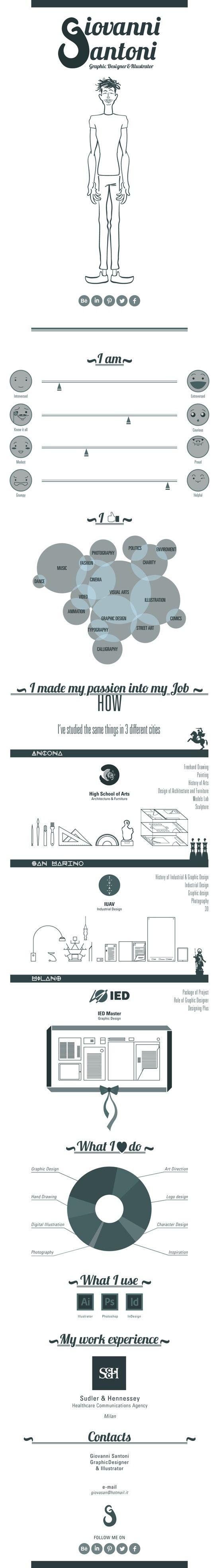 17 Best Resume Images On Pinterest Cv Design Design Resume And