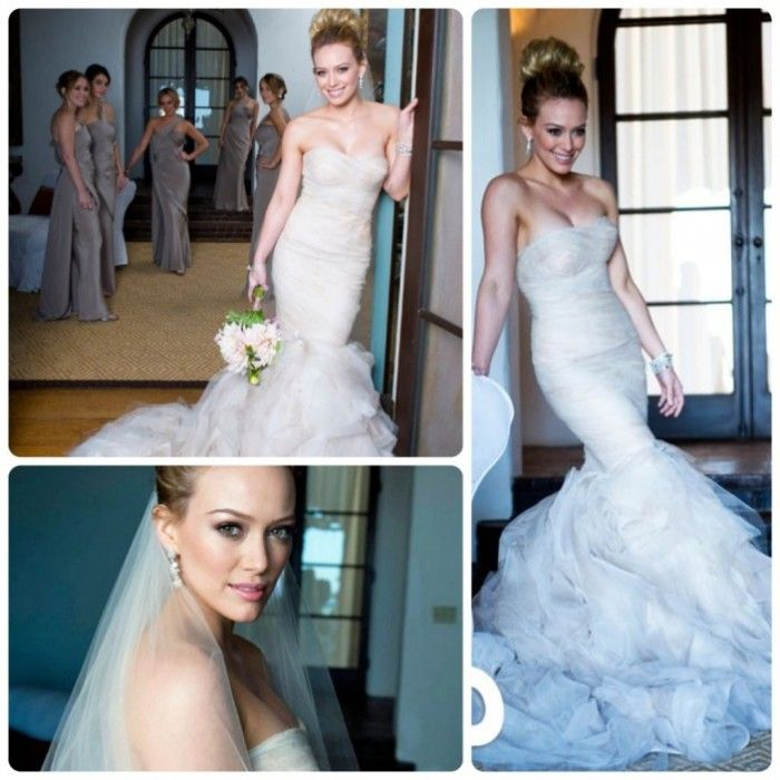46 best images about Hilary Duff & Mike Comrie Wedding on ...