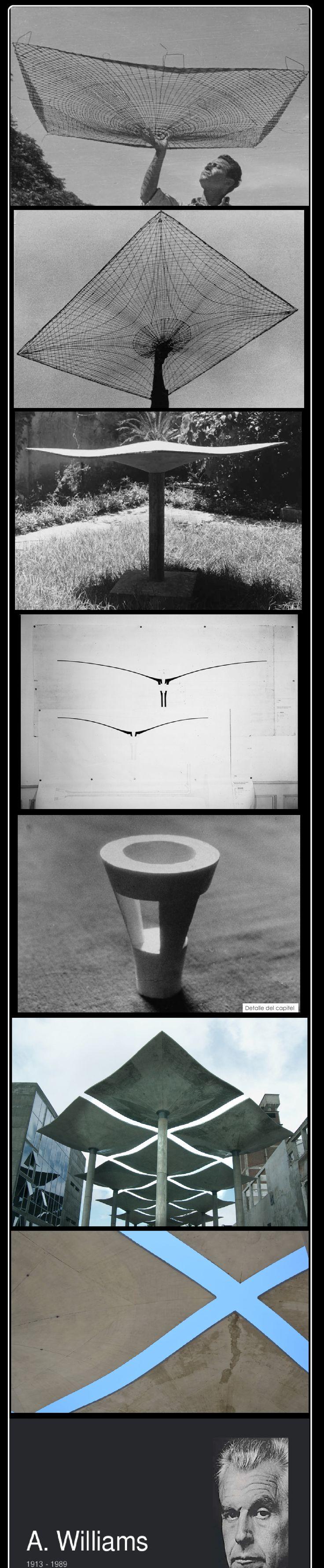 cáscaras de hormigón | Amancio Williams